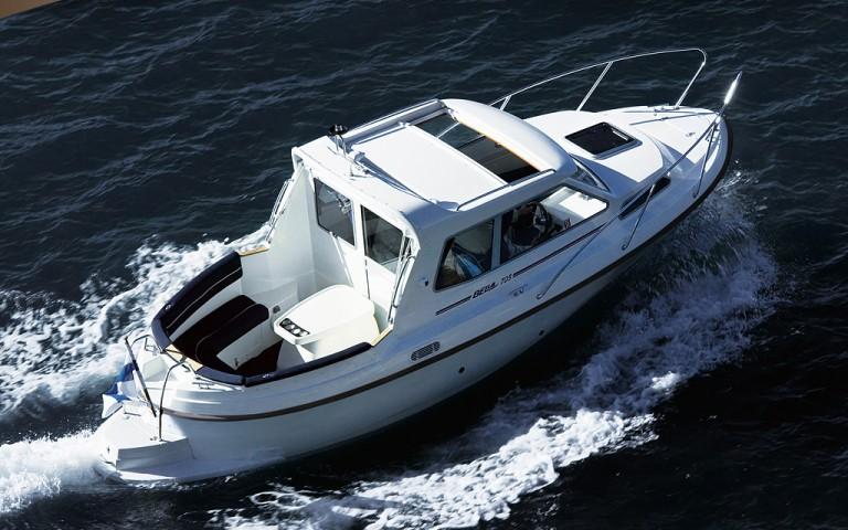Bella 703 – Saimaa Boating vuokravene