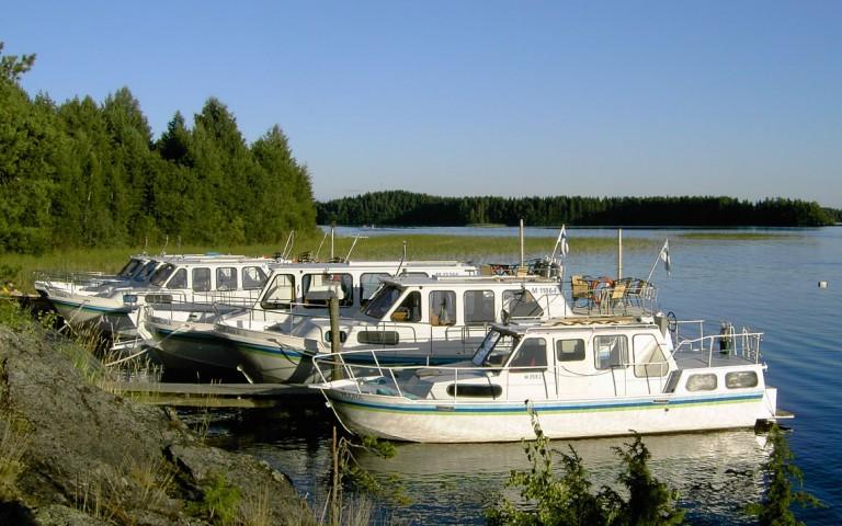 Finnboating Saimaan Solmu