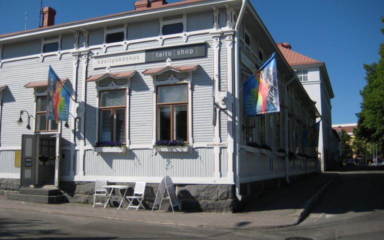 Taito Shop – talo täynnä käsityön ja tekemisen iloa!