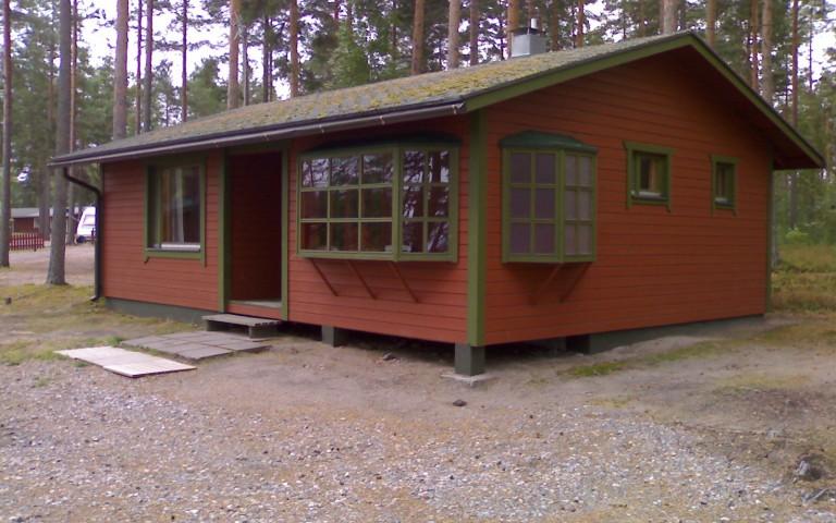 Ferienhütte Nr. 1 — 5 für 6 Personen, 60 m2