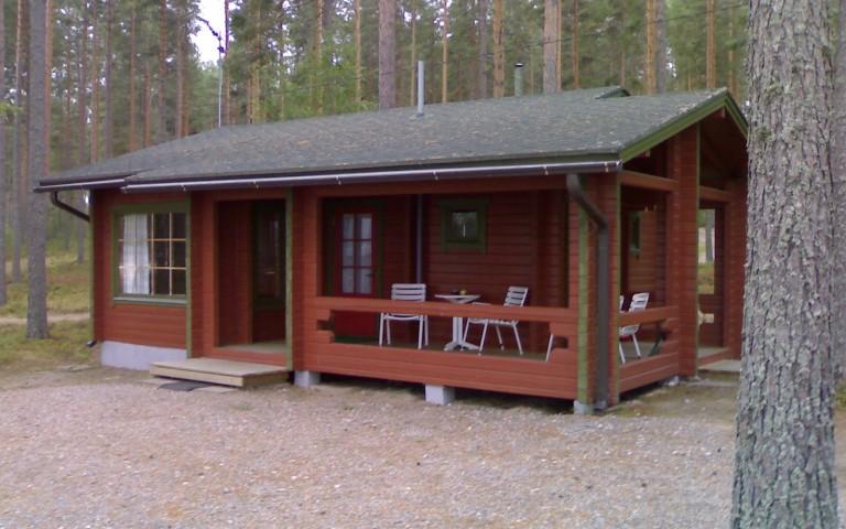 Ferienhäuser Nr. 23–24 für 4 Personen, 35 m2