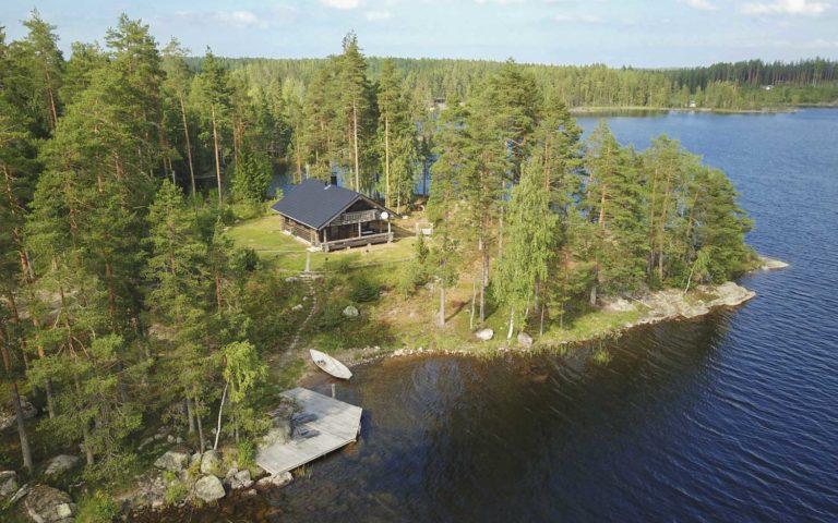 Norppa-Majat | Дома для отпуска на берегу озера Сайма