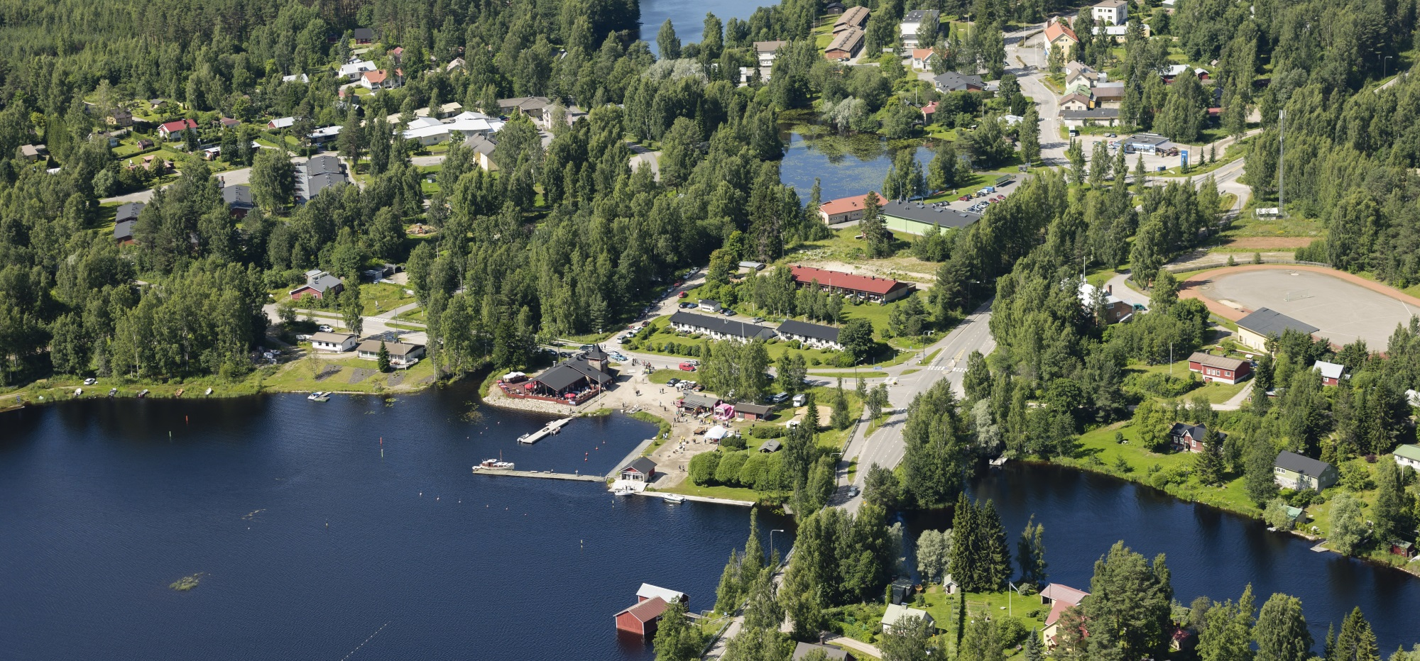 Savonranta Saimaan Aarella Visit Savonlinna