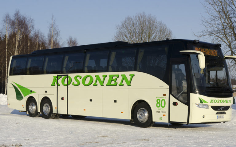 Bus company S. Kosonen