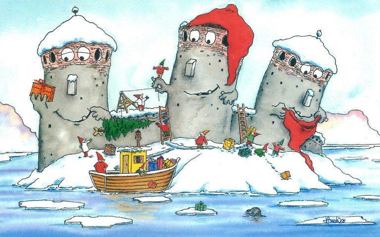 Tiesitkö tämän Joulupukista?