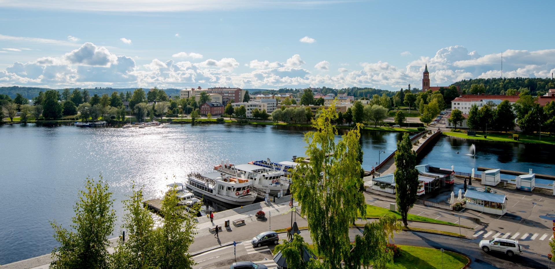 Lennot Savonlinna Helsinki