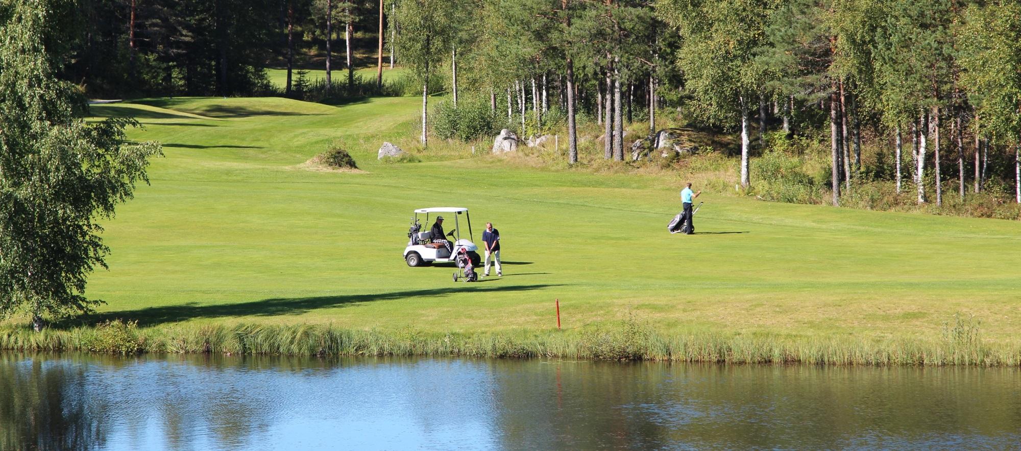 Golf in Savonlinna - Visit Savonlinna