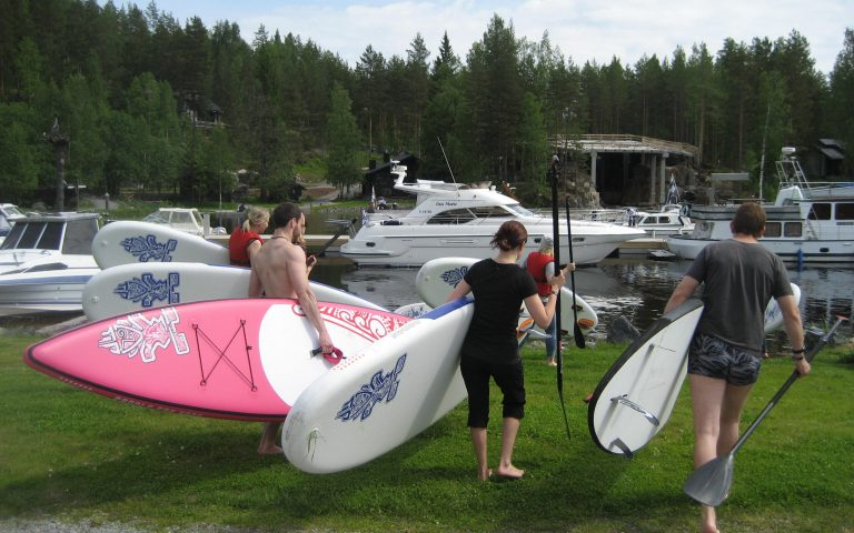 Equipment Rental Summer – Hotel & Spa Resort Järvisydän