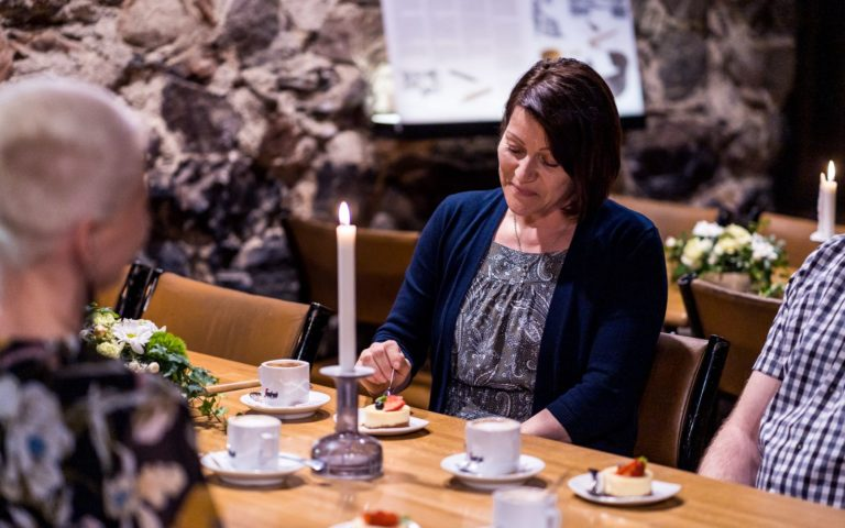 Restaurant Linnantupa, Olavinlinna castle