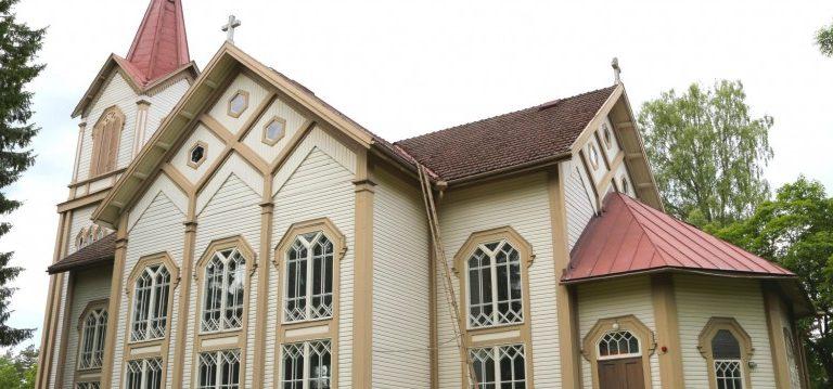 Messu Enonkosken kirkossa