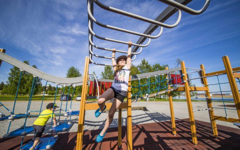 Парк активного отдыха в Керимяки