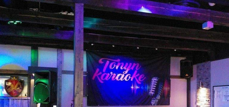 Tonyn karaoke