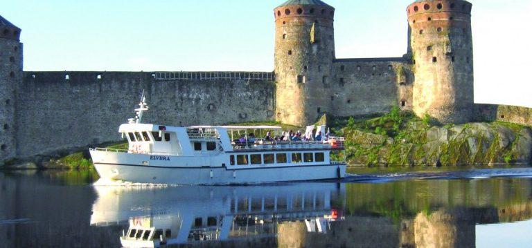 Midsummer cruise m/s Ieva