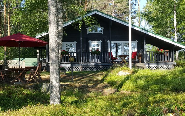 Niittyniemi Villa in Punkaharju, by the Puruvesi Lake