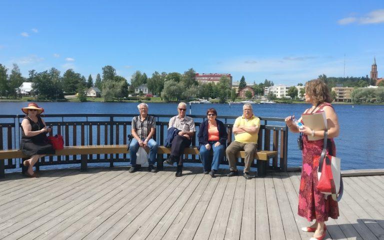 Opastus: Savonlinnan oopperajuhlat
