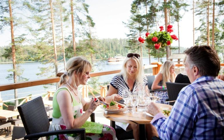 Restaurant Paviljonki