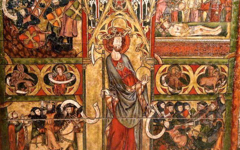 Wer war der Heilige Olav?