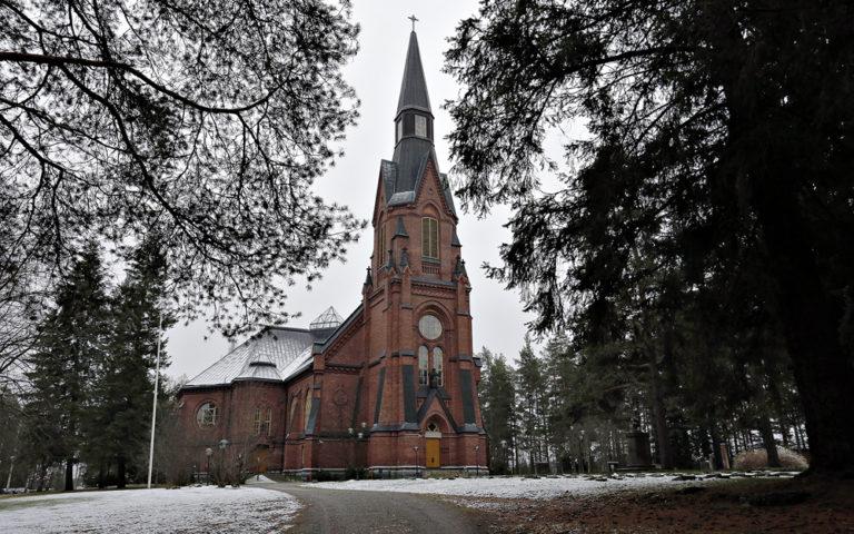 Rantasalmen kirkko