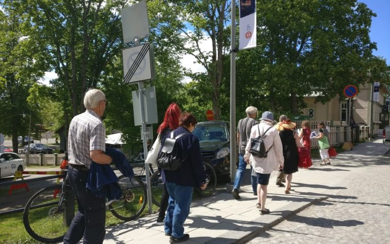 Guided Walking Tour in the Heart of Savonlinna