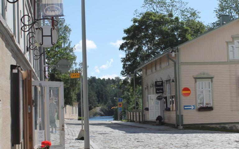 Stadtrundgang im schönen Savonlinna