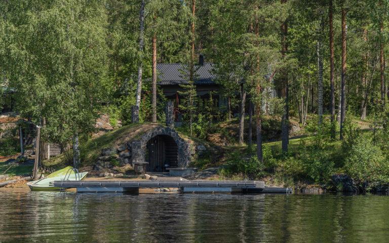 Hotel & Spa Resort Järvisydän – Lakeside Villa