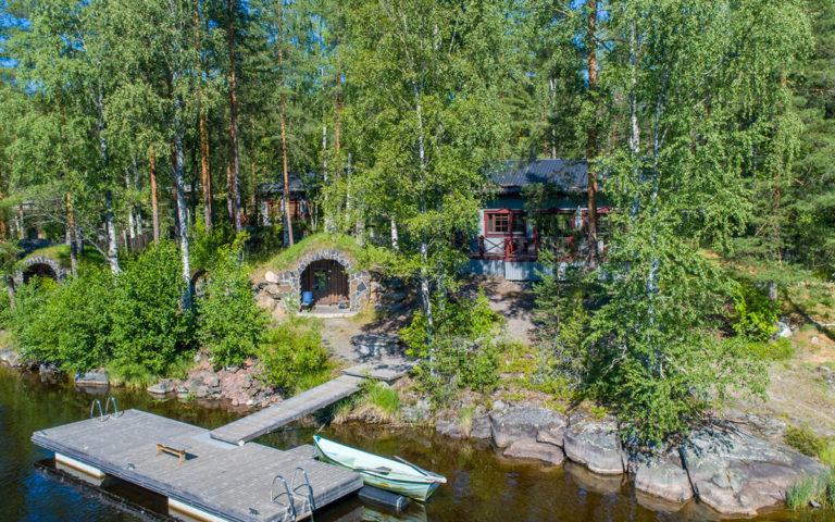 Hotel & Spa Resort Järvisydän – Strandvilla