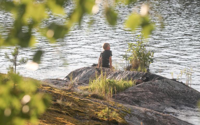 Paavo Heiniö 7 v. suosittelee: muuttakaa kaikki Savonlinnaan