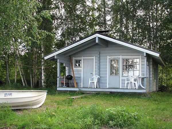 Lomamokkila – Cottage 1 Koivu