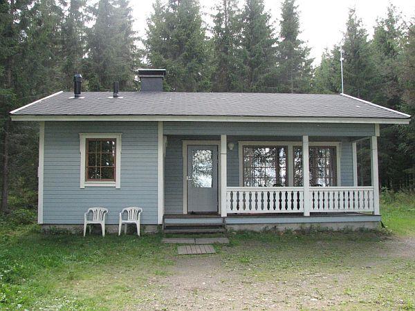Lomamokkila – Lakeside Cottage 6 Hiekka