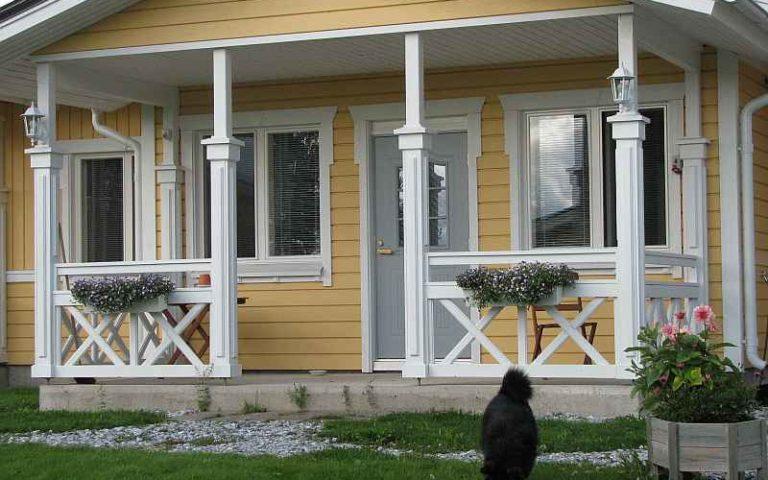 Lomamokkila – New guest house