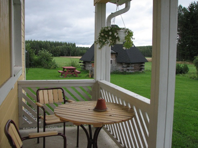 Lomamokkila – Guest house