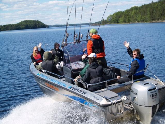 Reittivene Linnansaaren kansallispuistoon Oravista ja Järvisydämestä