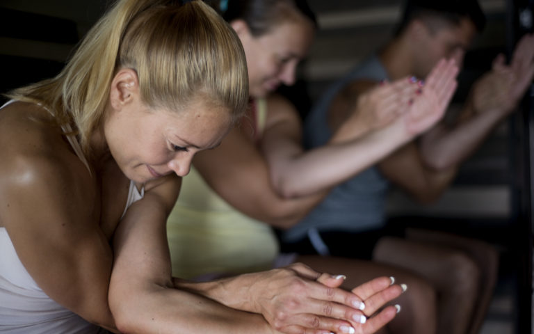 Sauna Yoga in Oravi