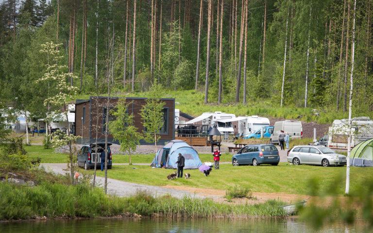Tanhuvaara Camping