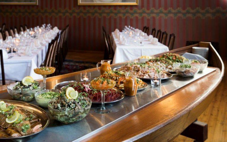 Ресторан отеля Hospitz