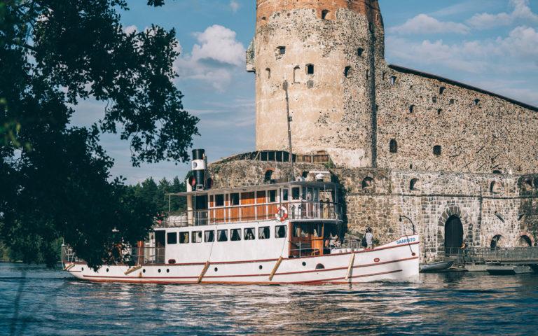 Steamship cruises in Savonlinna | Vip Cruise