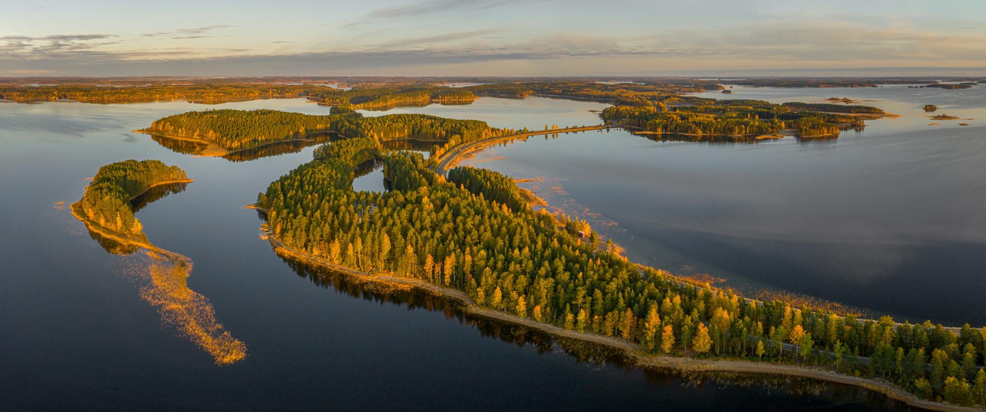 Punkaharju | Kansallismaisema ja luontoa | Visit Savonlinna