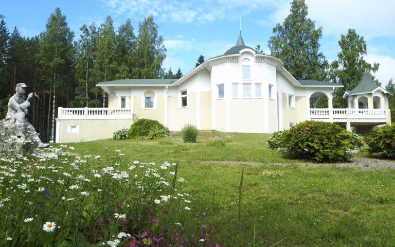 Taidegalleria Villi Villa