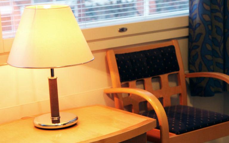 Hotelli Pietari Kylliäinen, Kahden hengen huone lisävuoteella
